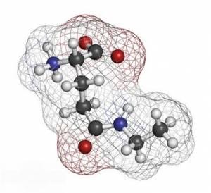 theanin molekül