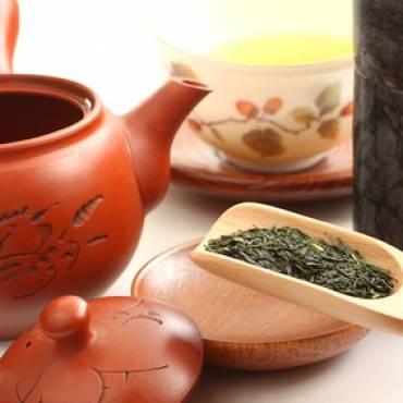 Grüner Tee Zubereitung & Koffein