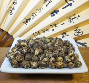 Jasmin Tee Herstellung und Anbau