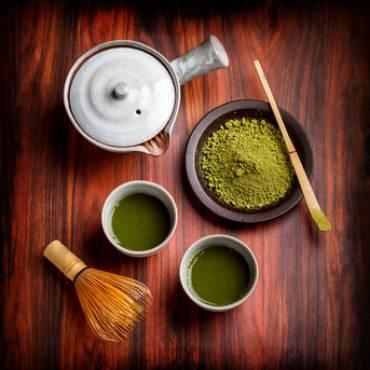 Die Zubereitung des Matcha Tee
