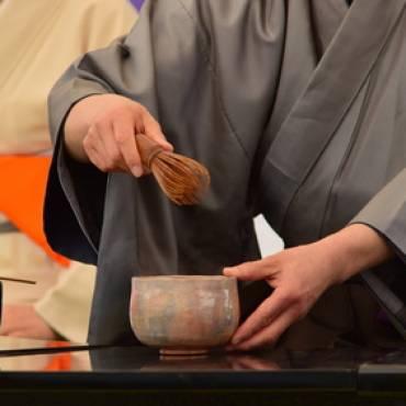 Der Titel des Tee-Großmeisters wird meist über Blutlinie vererbt!