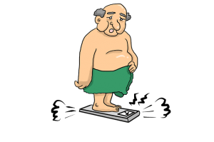 Fette , Fettleibigkeit, Übergewicht