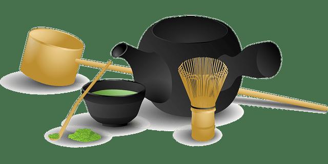 Grüner Tee Geschichte Zubereitung