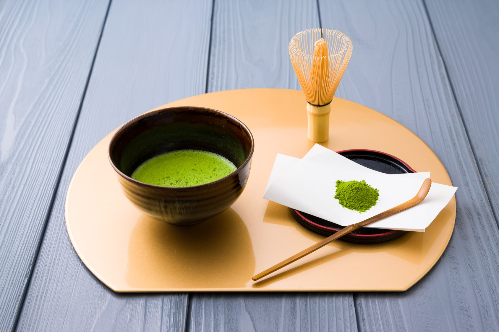 Matcha Tee - Geschichte, Wirkung, Inhaltsstoffe