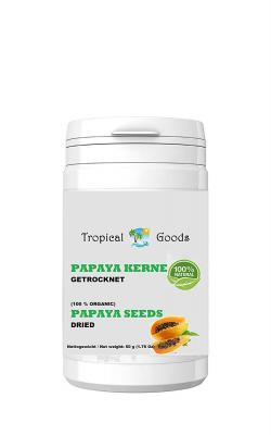 papaya kerne samen