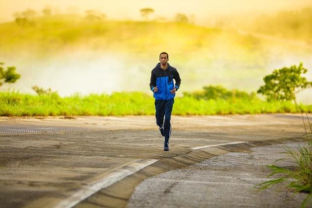 Laufen und Ernährung