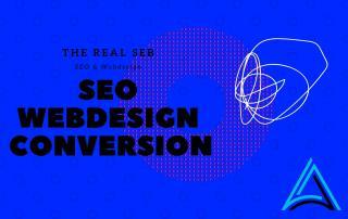 Webdesign & SEO um Conversion zu maximieren