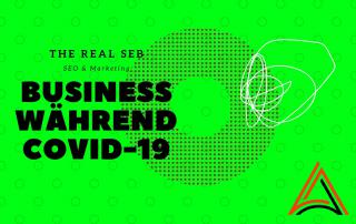 Business während covid 19