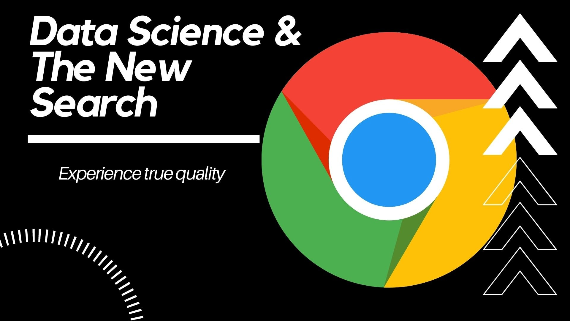 The New Search Data Science